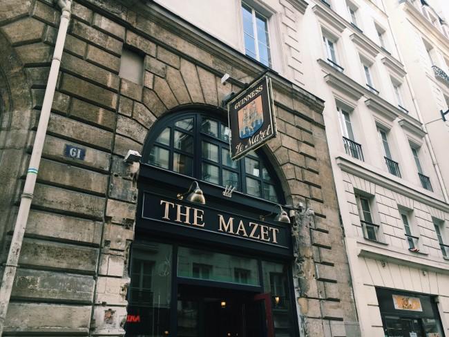 The Mazet | © Ivana Juchelkova