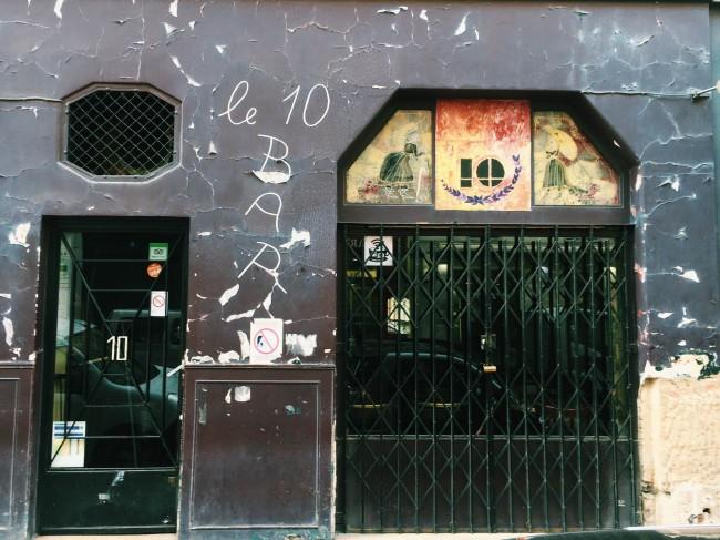 Le 10 Bar | © Ivana Juchelkova