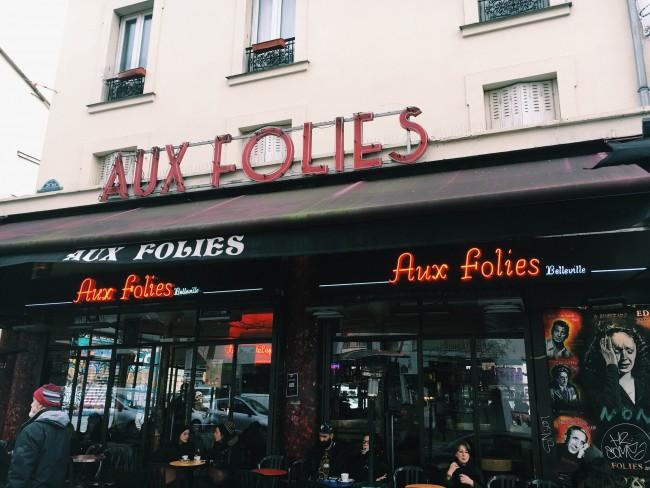 Aux Folies | © Ivana Juchelkova