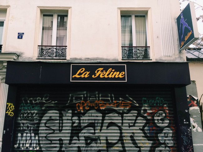 La Féline | © Ivana Juchelkova