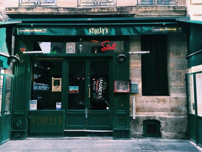 Stolly's | © Ivana Juchelkova