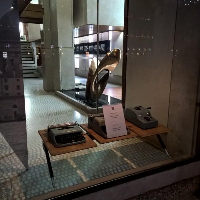 Olivetti offices in St Mark's Square @David Hughes