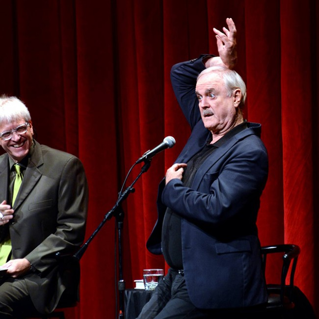 John Cleese | © Distinguished Speaker Series