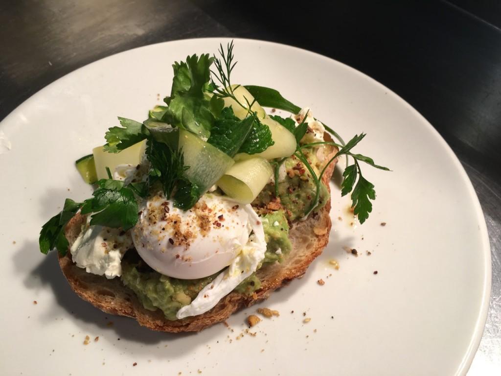 Avocado on Toast / Courtesy of Lantana Cafés