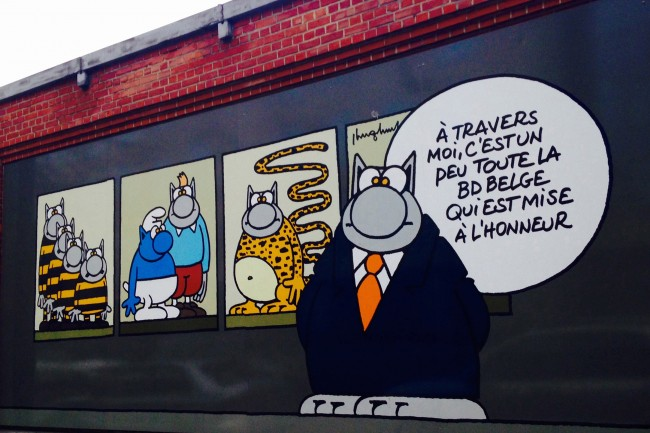 Le Chat | Courtesy of Claire Godeaux