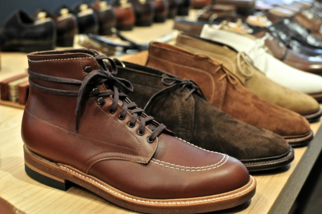 Allen Edmonds Men S Shoe Store New York Ny