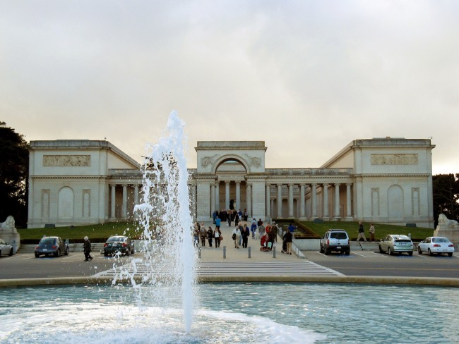 Legion of Honor © Anna Fox/Flickr