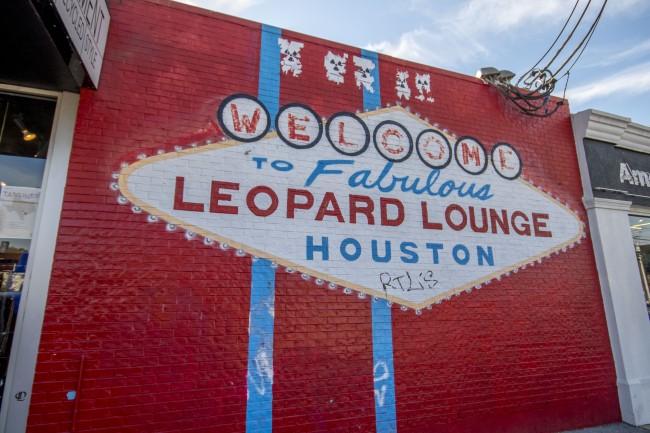 Leopard Lounge | © Michael Flores