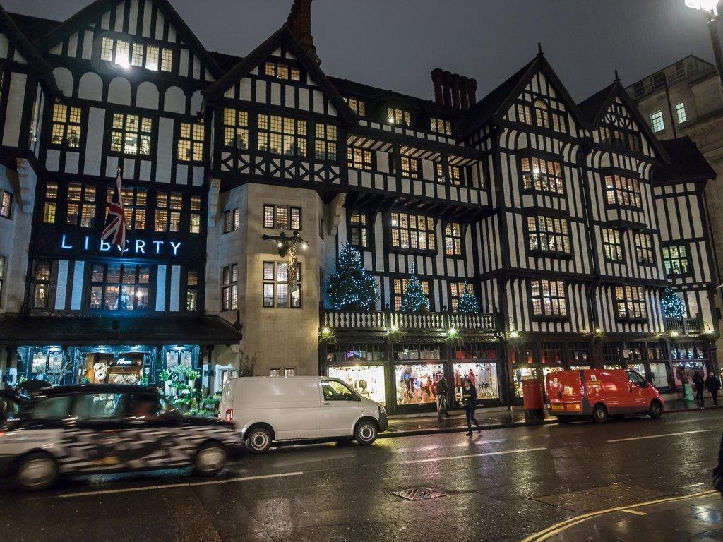the history of regent street in london. Black Bedroom Furniture Sets. Home Design Ideas