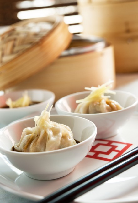 Luckee's Xiao Long Bao | Courtesy of Luckee