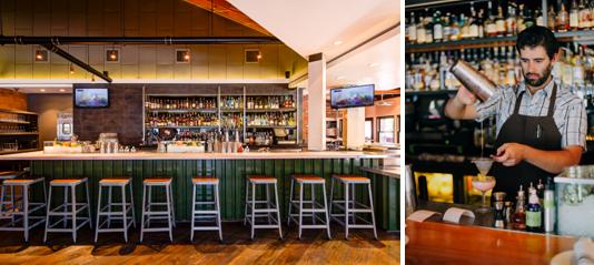 Messhall Kitchen and Bar Manager Austin Mendez