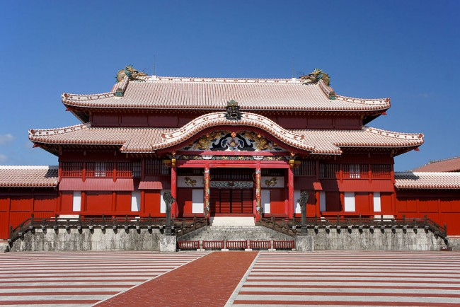 Shuri Castle| © 663highland/WikiCommons