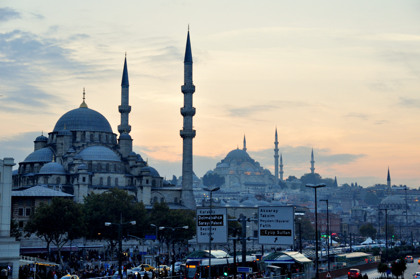 Mosque: The Most Beautiful Mosques In Istanbul