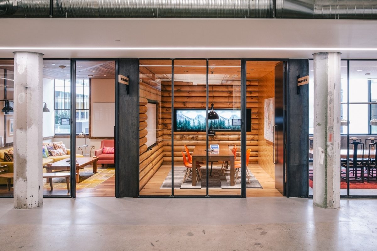 Coolest Office Spaces In San Francisco