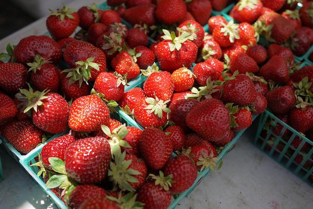 Los Gatos Farmer's Market © Rie H/Flickr
