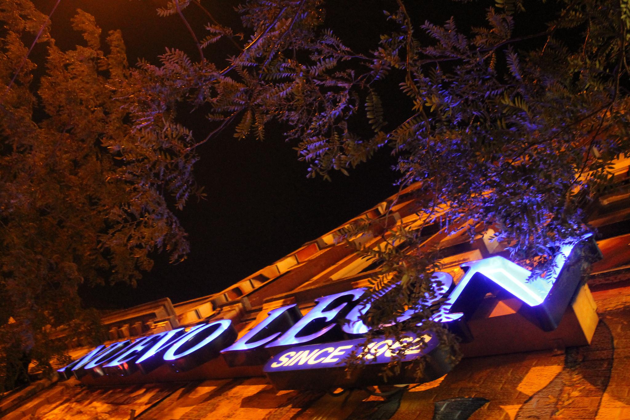 Outside View Of Nuevo Leon Connie Ma Flickr