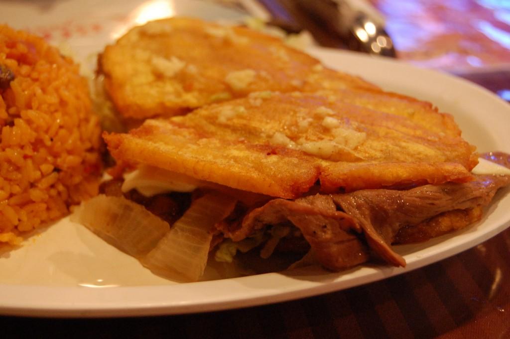 Jibarito sandwich l © Stuart Spivack/Flickr