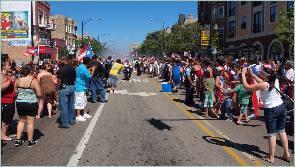 Puerto Rican Day Parade, 2010 | © Thee Erin/Flickr