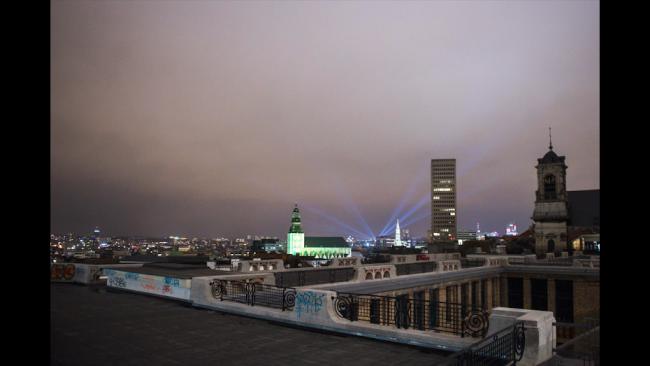 Panorama of Brussels | Courtesy of Paulius