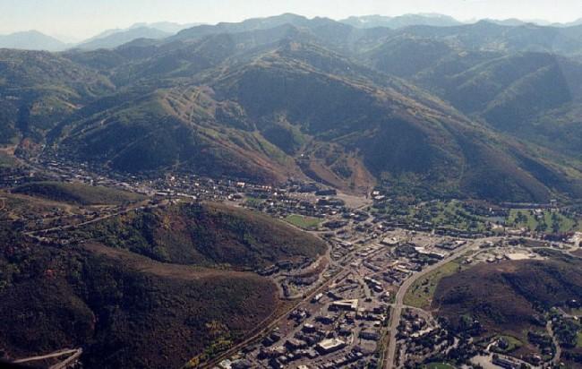 Park City, Utah | © Skyguy414/WikiCommons