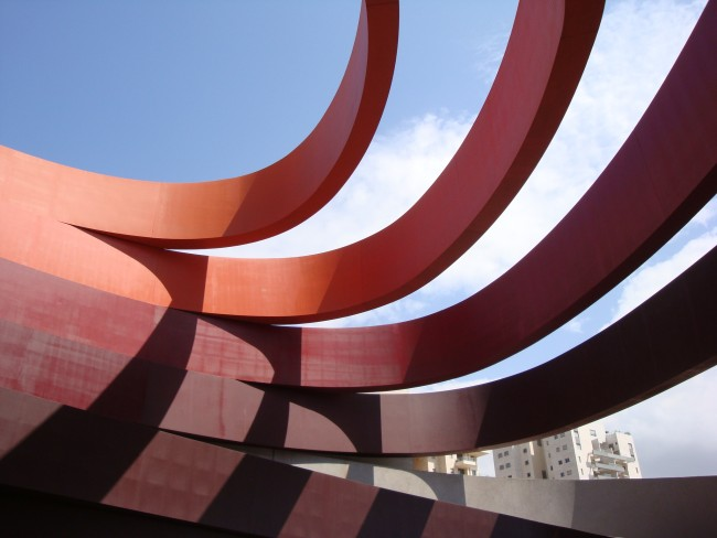 Design Museum Holon By Ron Arad   © שאולה הייטנר/WikiCommons