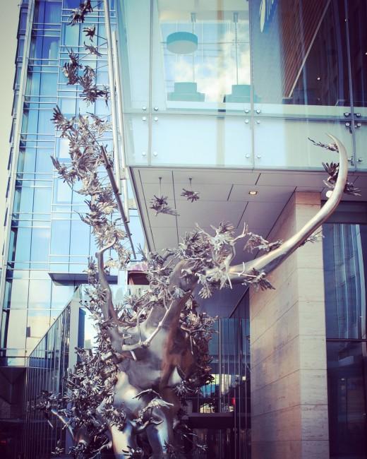 Zhang Huan's Rising | Nicole Egan