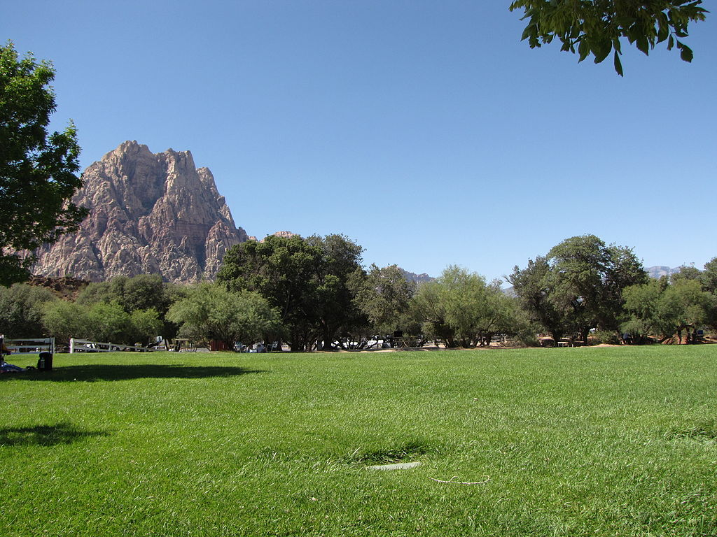 Spring Mountain Ranch State Park   © ZooFari/WikiCommons