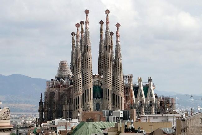 The Sagrada Família | Bernard Gagnon / Wikimedia Commons