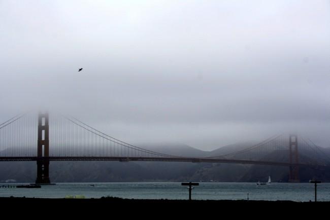 San Francisco fog © Sara Jo/Flickr