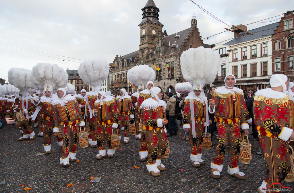 binche singles Carnival is a public festival which takes place in  in some towns such as the belgian town of binche the preparations for the carnival are complex and start.