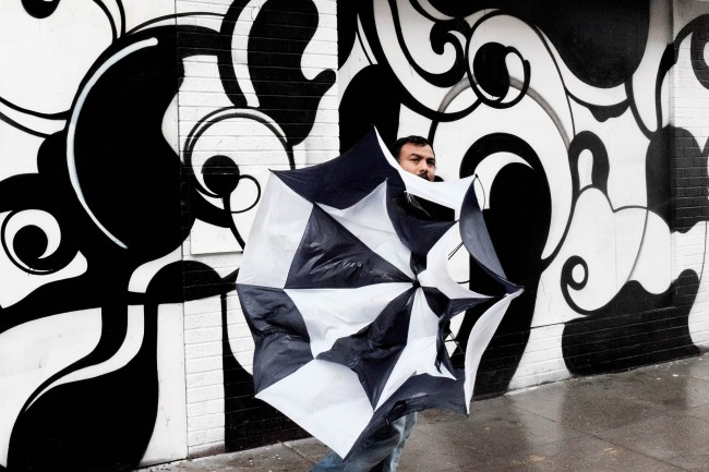 SoMa in the rain © Ken Walton/Flickr