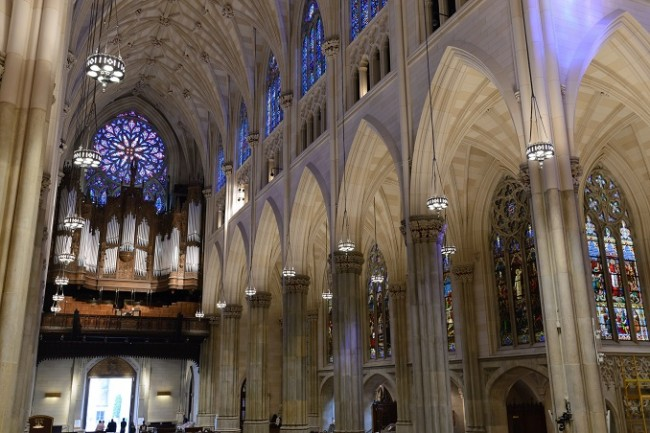 Image Courtesy of St. Patrick's Cathedral