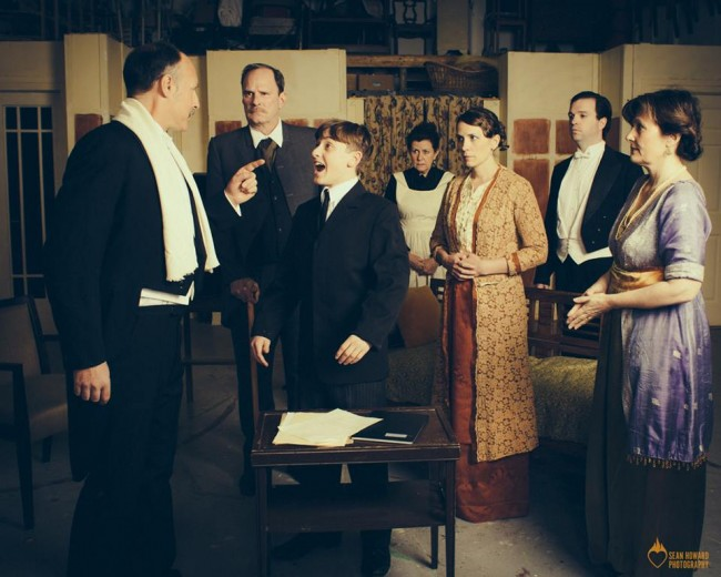 The Winslow Boy 2014 | Courtesy of Scarborough Players. Photo by Thomas Kowal