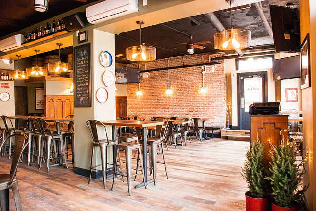 Tryon Public House Interior | Image Courtesy of Tryon Public House
