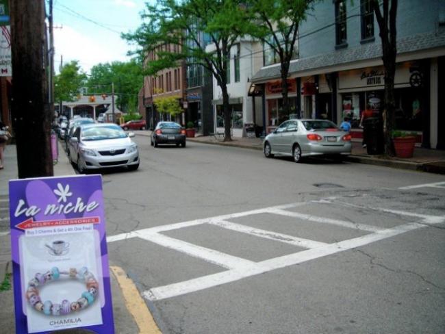 Walnut Street (Shadyside) | © Sandra Sánchez