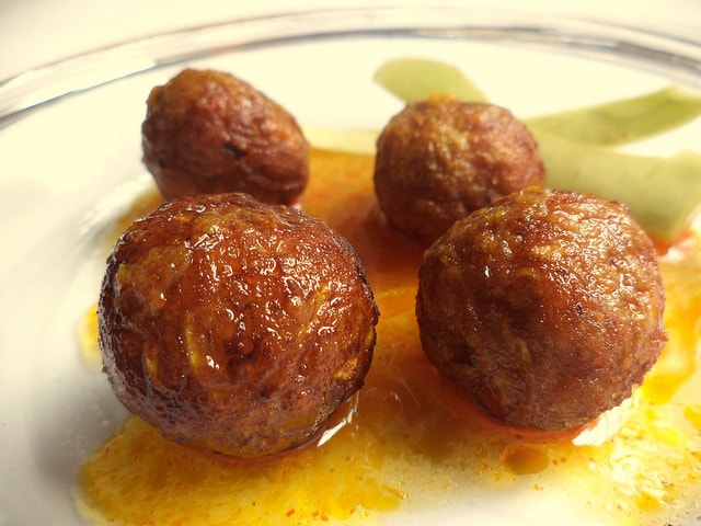 Authentic Kofta