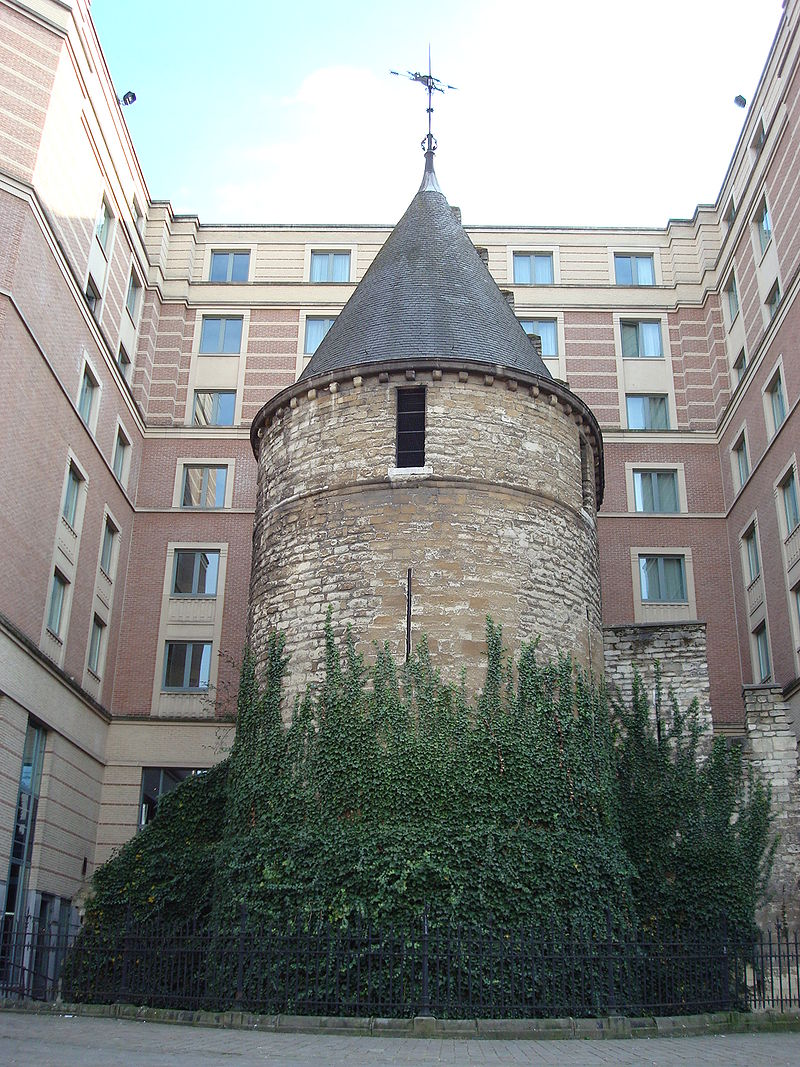 the Black Tower|© WikiCommons
