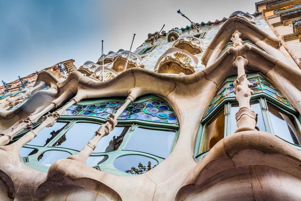 Casa Batlo © Shaun Dunmall/Flickr