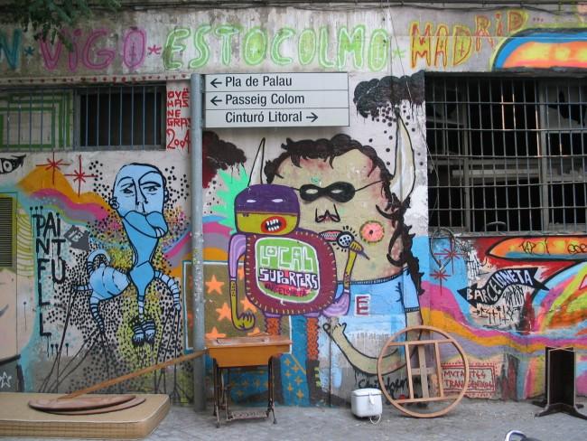 Graffiti | © Joe Futrelle/Flickr