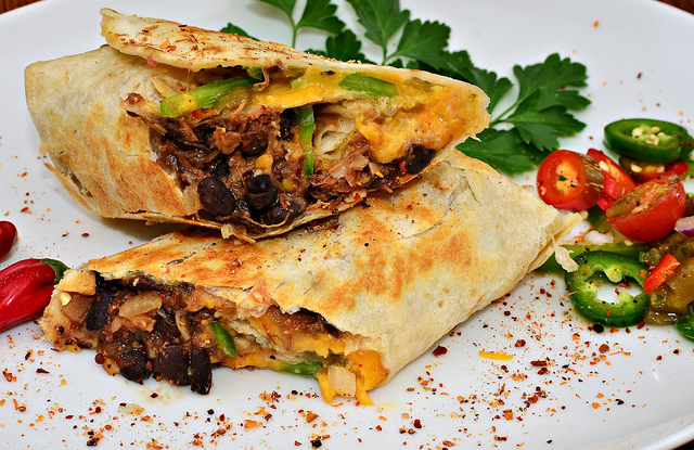 Mexican burritos | © Jeffreyw/Flickr