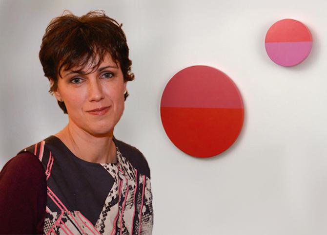 Christine Pfister  Courtesy of Pentimenti Gallery