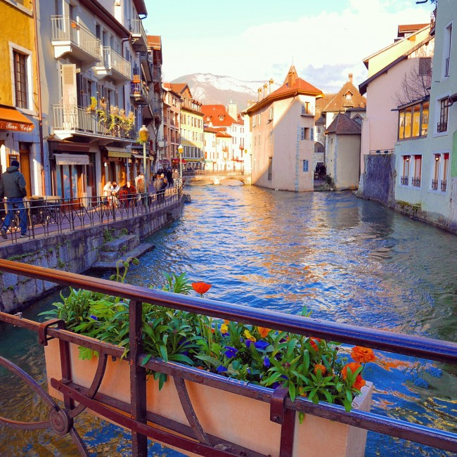 Annecy | Photo credit, Sarah Borg