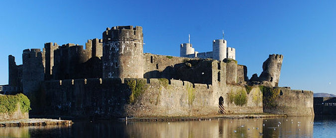 The Most Fascinating Castles In Wales