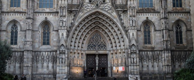 Barcelona S Gothic Cathedral In 11 Enchanting Perspectives