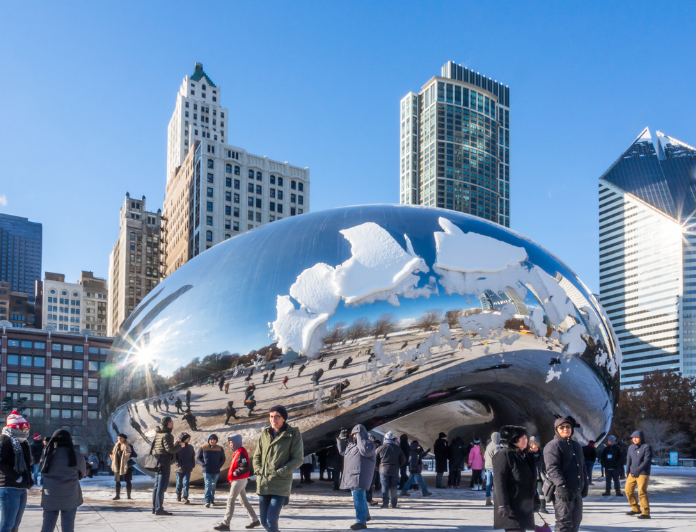Millennium Park in Chicago, Illinois, USA | © Natta Ang/Shutterstock