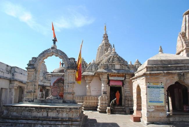 Ramtek Temple / Wikicommons