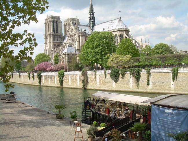 Notre Dame, Paris | © Alexsrbija Pixabay