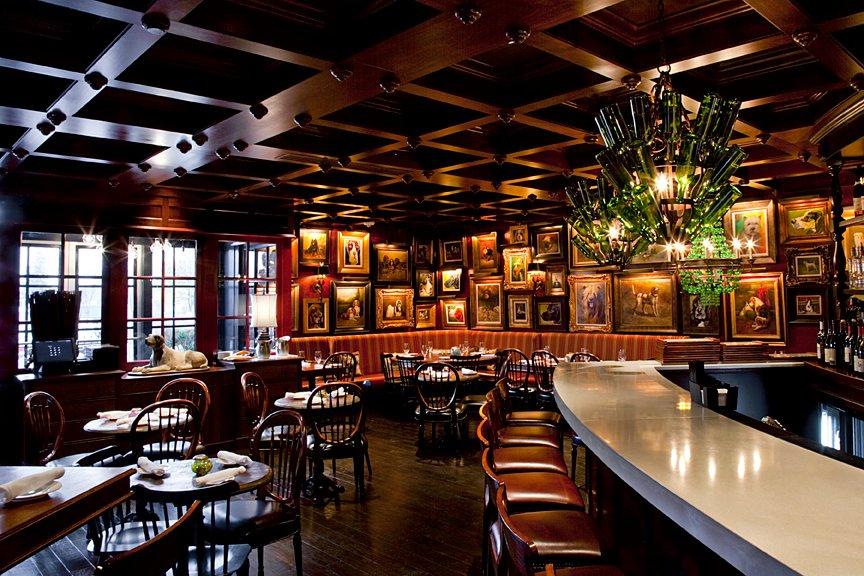 Bar Interior Courtesy