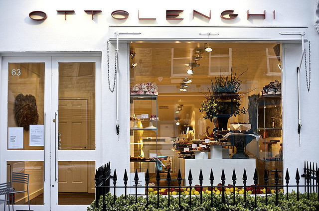 Ottolenghi ⎟ © Thor /Flickr