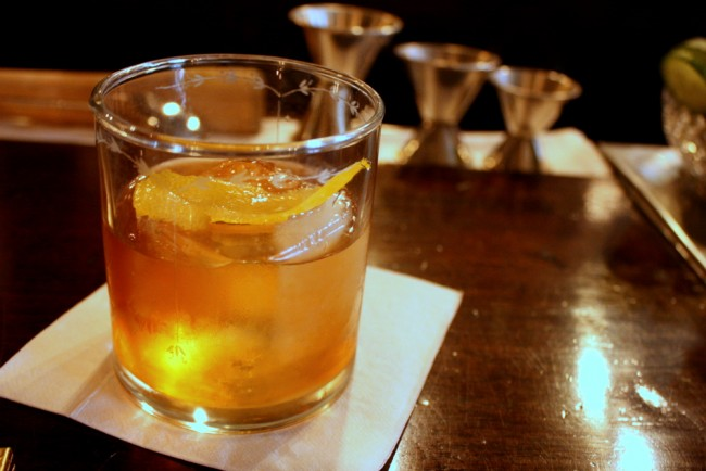 rye old fashioned|©Krista/flickr